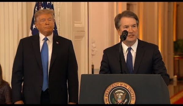 Smart money says Kavanaugh won't be confirmed. Should his nomination be withdrawn? by Jerome Woehrle