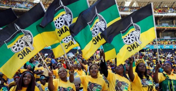 African National Congress shocks Twitter by calling all white people 'murderers'
