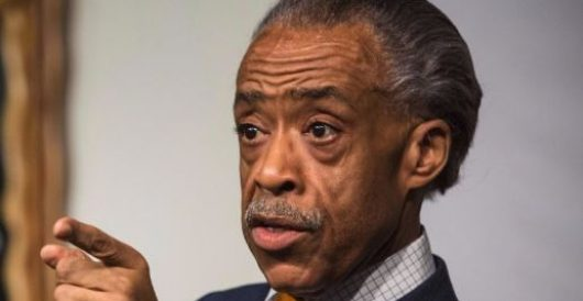 Sheriff slaps down race-baiter Sharpton: 'Mind your own business' by Rusty Weiss