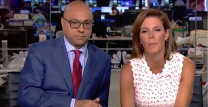 MSNBC: People 'vote selfishly,' supporting Trump despite 'boorishness, dishonesty'
