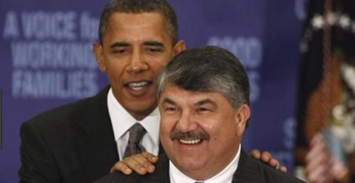 AFL-CIO's Trumka won't rule out unions endorsing Trump in 2020