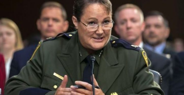 First woman named to head up Border Patrol