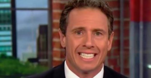 Chris Cuomo says wearing a MAGA hat akin to wearing a shirt reading 'I hate black people' by Ben Bowles