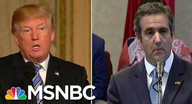 Yes or no: Does Mueller's latest filing in the Michael Cohen case show collusion?