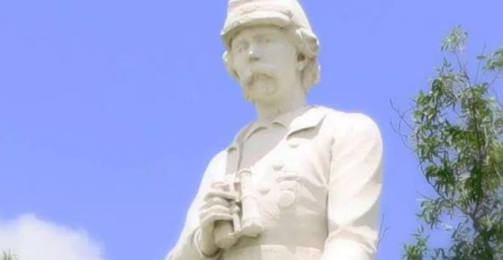 Man sentenced to 6 years for trying to blow up confederate statue