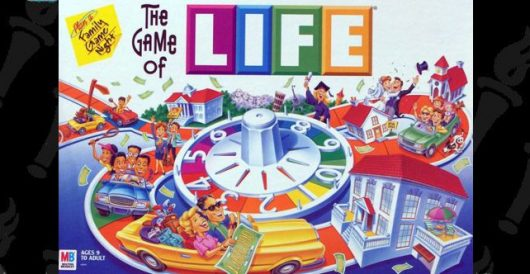 Artist creates 'immigrant' version of classic 'Game of Life' by Howard Portnoy