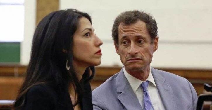 Majority of Clinton-related emails on Weiner's laptop never examined