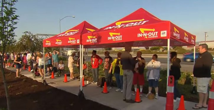 Hilarity: California Dems call for boycott of In-N-Out Burger after it donates to GOP