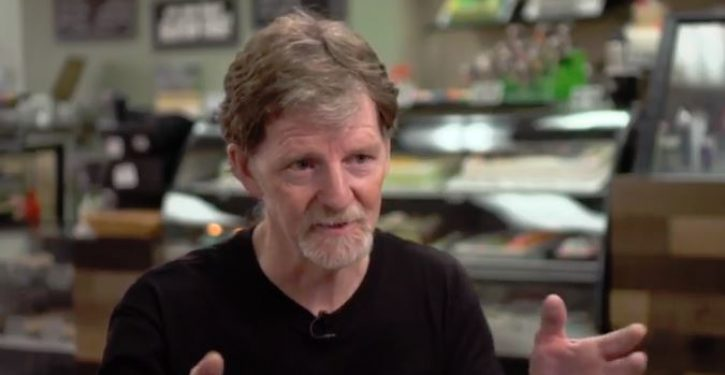 Christian baker Jack Phillips scores big win after continuing harassment from LGBT activists