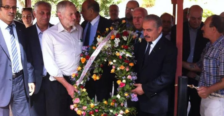 UK Labour leader Corbyn admits attending wreath-laying ceremony for Munich Olympics terrorists