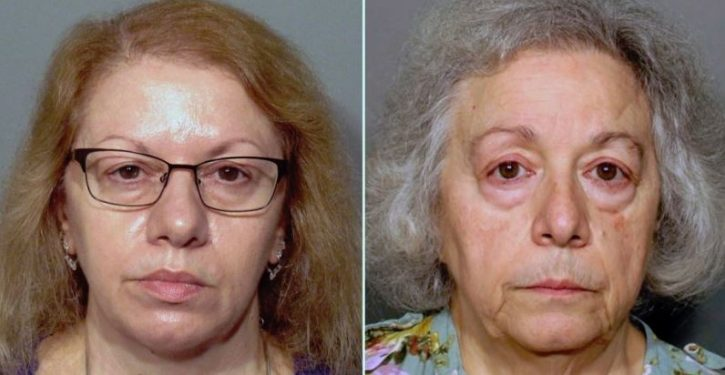 Lunch lady sisters accused of stealing nearly $500G from Connecticut school system