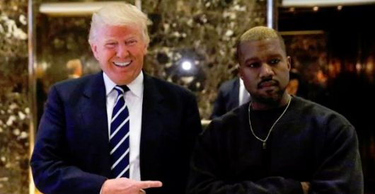 Kanye West drops f-bomb in Oval Office: Liberal heads explode by Howard Portnoy