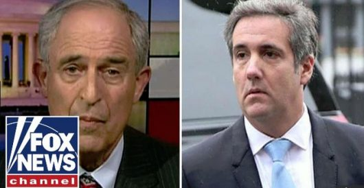 Lanny Davis's anonymous source for CNN's bogus Trump Tower story was … Lanny Davis by LU Staff