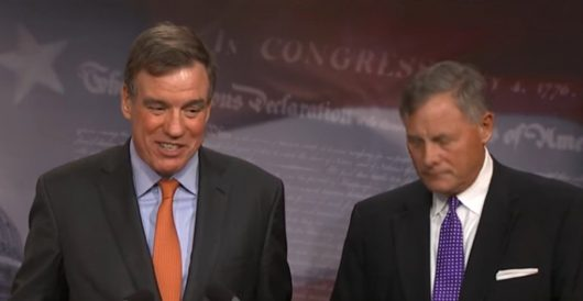 Senate Intel chairman: 'We don't have anything that would suggest there was collusion' by Daily Caller News Foundation