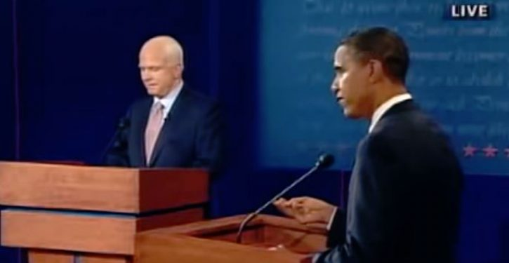Remember when Barack Obama and his supporters hated and mocked John McCain?