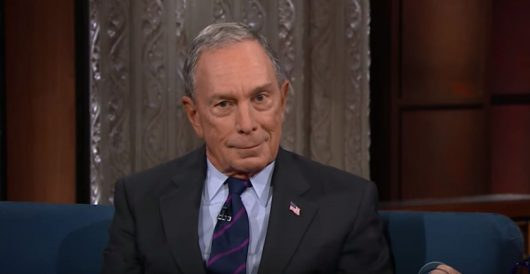 DNC change in debate rules will make it easier for big-bucks donor Bloomberg to qualify by Daily Caller News Foundation