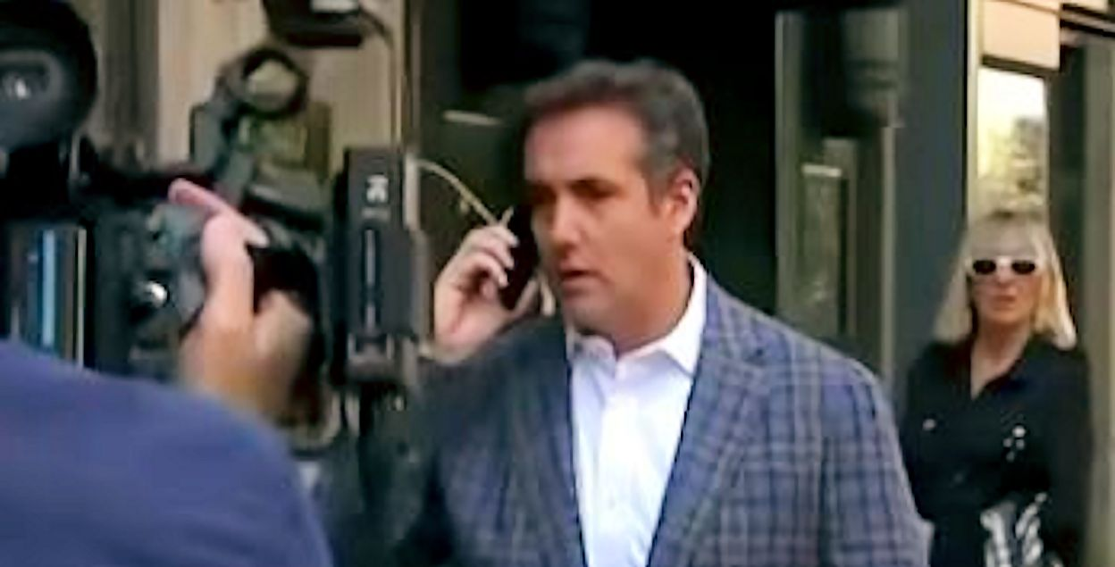 Court docs: Mueller was investigating Michael Cohen while Cohen was the president's lawyer
