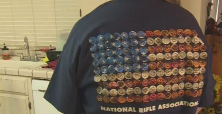 History teacher boots student from class for wearing NRA shirt