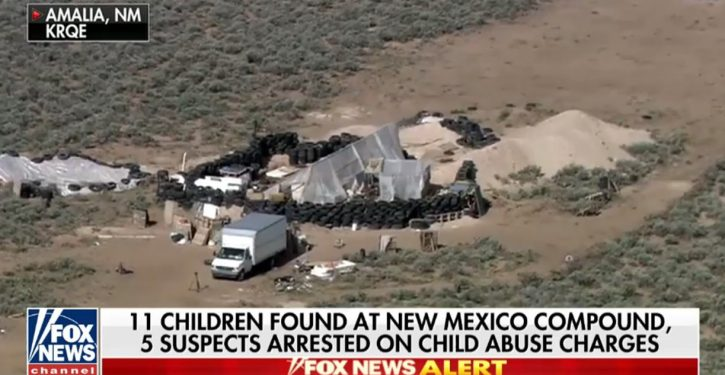 BREAKING: FBI arrests all 5 adult suspects from New Mexico terror compound