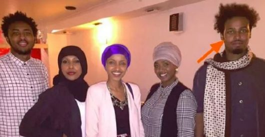 More evidence that Ilhan Omar married her brother? by LU Staff