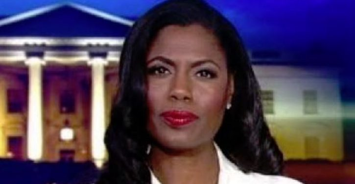 White House exploring legal options against Omarosa for making secret recording in Situation Room