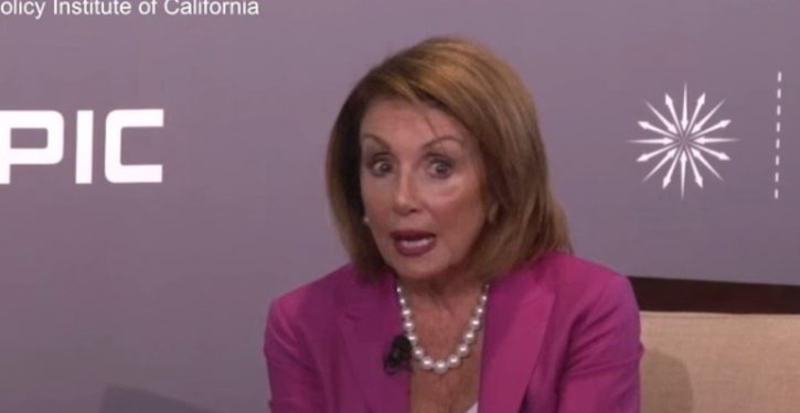Pelosi: Democrats do 'the Lord's work,' Republicans 'dishonor god'