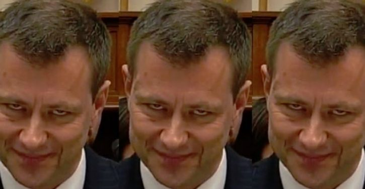 Peter Strzok increases his GoFundMe fundraising goal by $200K