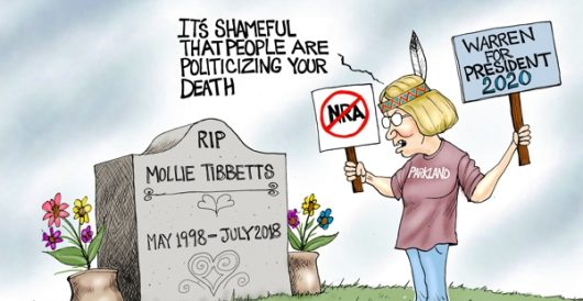 Cartoon of the Day: Political grounds by A. F. Branco