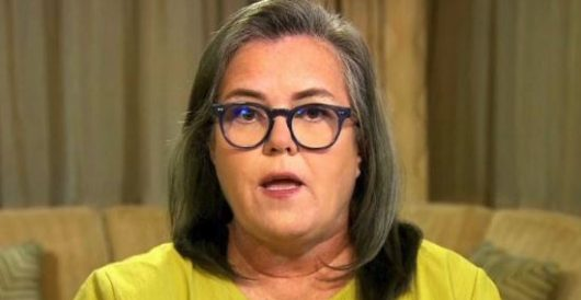 Rosie O'Donnell hatches plan to stop President Trump … with a sing-along by Rusty Weiss