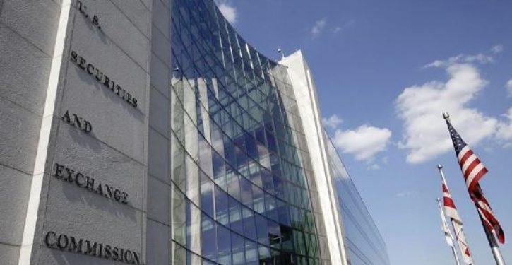 SEC fines fund giant Legg Mason for Libyan bribery scheme