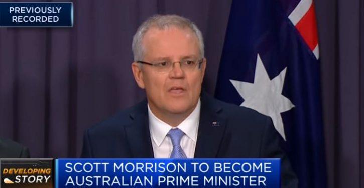 Australia: Scott Morrison ousts Turnbull to become new prime minister