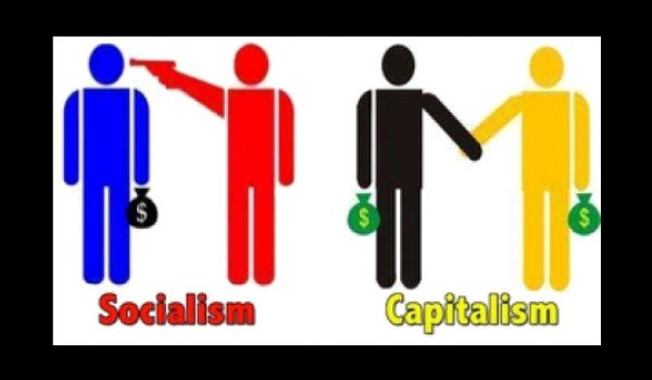 Gallup: More Democrats now view socialism favorably than capitalism by Jeff Dunetz