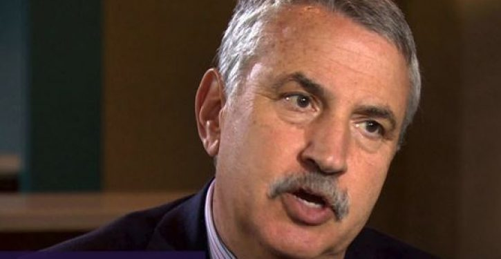 VIDEO: NYT's Tom Friedman reacts to Trump's [BLEEP]ing 'go home' tweet