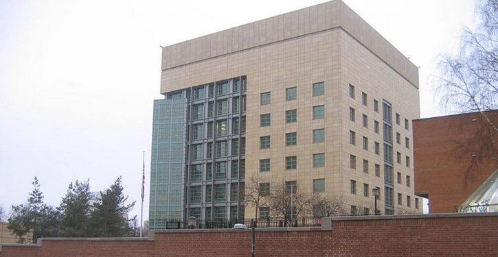 Report: Russian spy had classified access as U.S. embassy employee for more than a decade