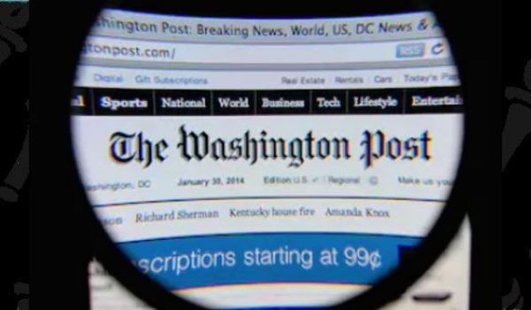 WaPo: Even if Hunter Biden leaks aren't Russian disinformation, let's go on presumption they are by LU Staff