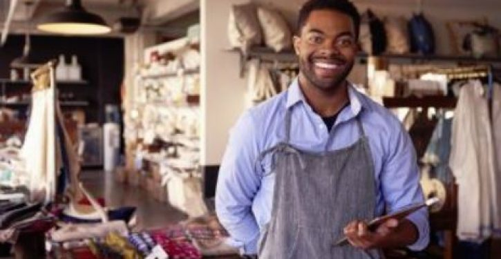Small business ownership among black Americans jumps 400% since Trump's election