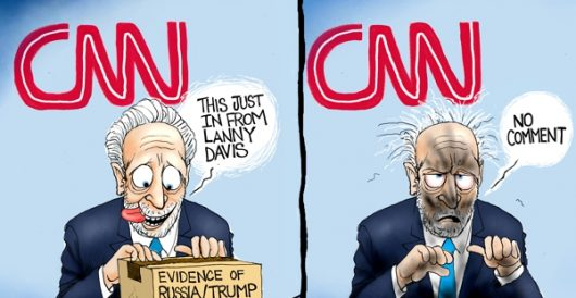 Cartoon of the Day: Blitzed by A. F. Branco