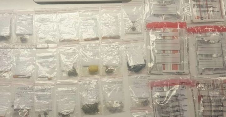 Driver in Spain pulled over, given drug test; tests positive for every single one, including alcohol