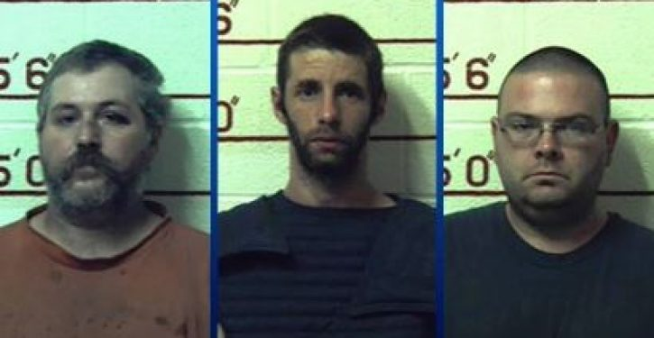 Three men facing more than 1,400 counts of sexual abuse … of dogs, horses, cow, and goat