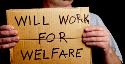Almost two thirds of non-citizens are on welfare by Rusty Weiss