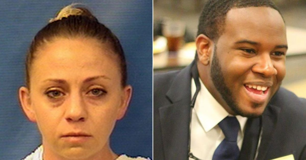 Dallas PD fires officer charged with manslaughter ...