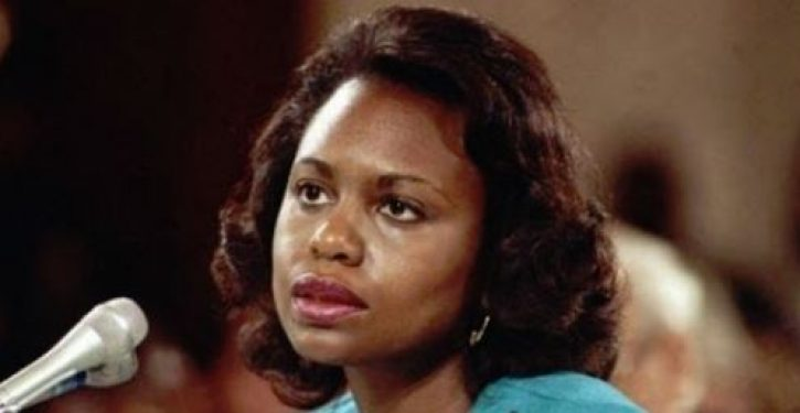 Revisiting Anita Hill in the wake of the Kavanaugh allegations
