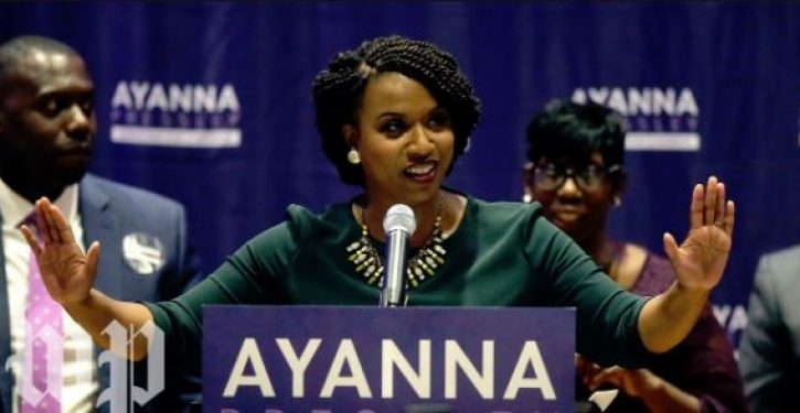 Dem candidate Ayanna Pressley held event with Nation of Islam members outside radical mosque