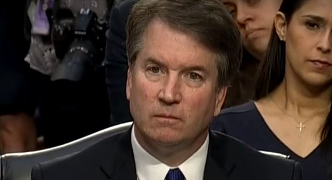 We can remove Kavanaugh without impeaching him (maybe)