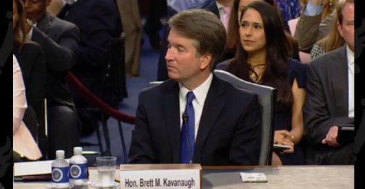Kavanaugh's mother was judge in 1996 foreclosure hearing involving accuser's parents *UPDATE* by Howard Portnoy