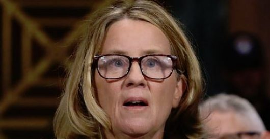 GOP senator floats idea of Blasey Ford probe after lawyer boasts of undermining Kavanaugh by Daily Caller News Foundation