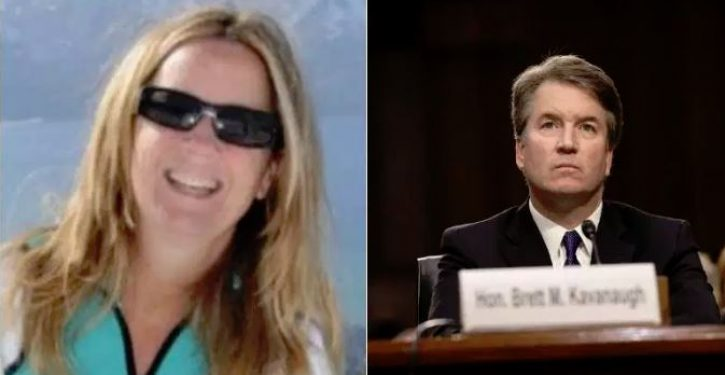 And the name of the lawyer who will handle the Ford-Kavanaugh hearing is…