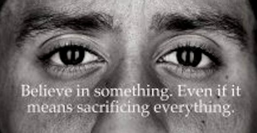 Nike's new ad campaign reveals the company is crazy … like a fox by LU Staff
