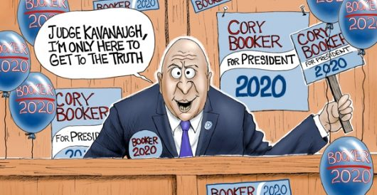 Cartoon of the Day: Spartacus 2020 by A. F. Branco