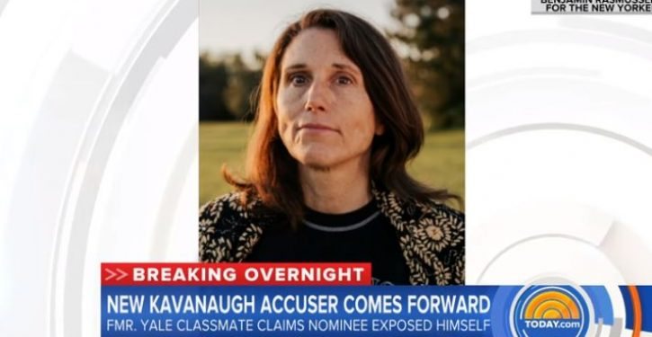 Judiciary Committee member: Second Kavanaugh accuser won't talk to lawmakers